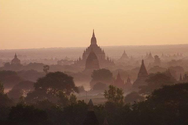 Myanmar Burma Temple - Free photo on Pixabay (760326)
