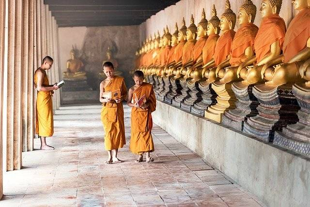 Buddhism Asia Boys - Free photo on Pixabay (760328)