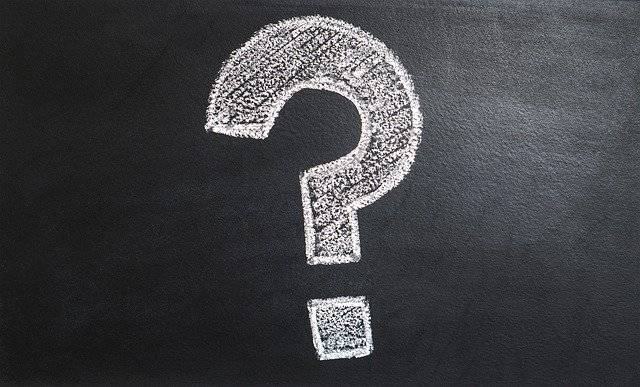 Question Mark Why Problem - Free photo on Pixabay (760336)