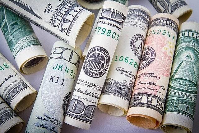 Dollar Money Cash - Free photo on Pixabay (760499)
