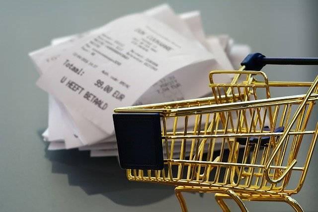 Shopping Receipt Business - Free photo on Pixabay (760506)