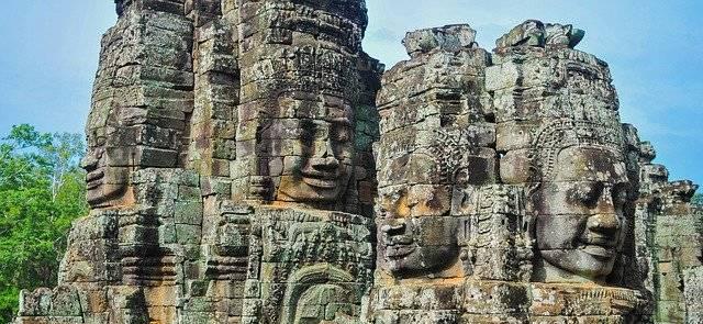 Monument Cambodia Angkor Wat - Free photo on Pixabay (760677)
