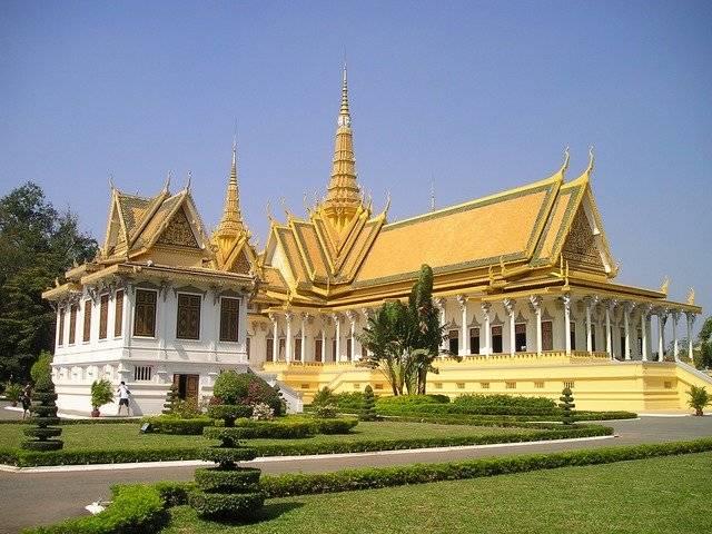 Cambodia Royal Palace - Free photo on Pixabay (760679)