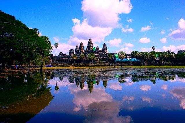 Ankor Wat Cambodia Asia - Free photo on Pixabay (760680)
