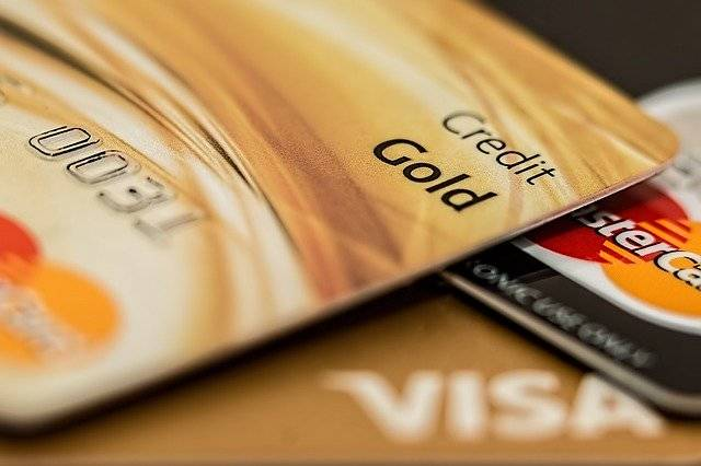 Credit Card Master Visa - Free photo on Pixabay (760688)