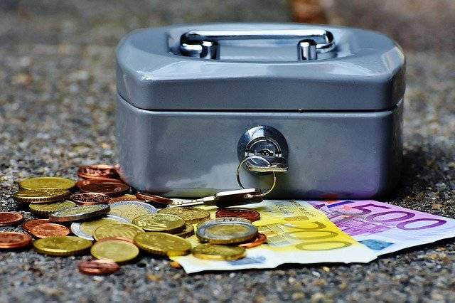 Cashbox Money Currency Cash - Free photo on Pixabay (760692)