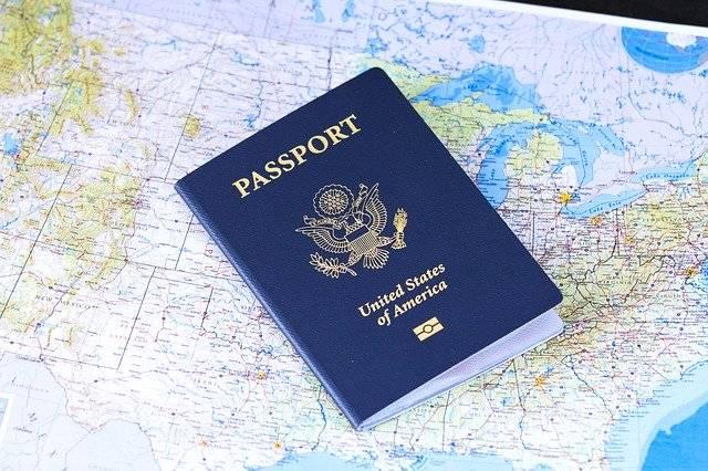 Passport Flag Travel - Free photo on Pixabay (760698)