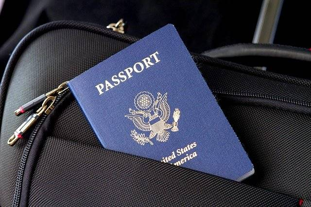 Passport Flag Travel - Free photo on Pixabay (760699)