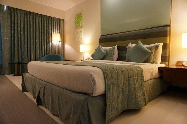 Hotel Room Curtain - Free photo on Pixabay (760700)