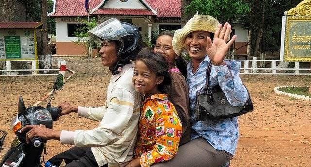 Cambodia Asia Siem Reap - Free photo on Pixabay (760705)