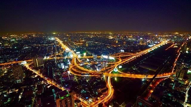 Aerial Bangkok City - Free photo on Pixabay (760775)