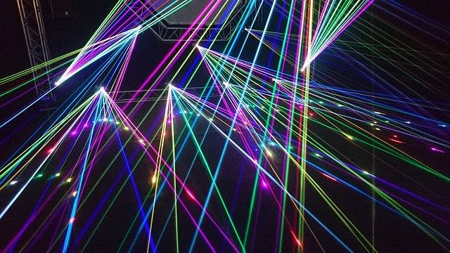 Lightshow Laser Music Festival - Free photo on Pixabay (760779)
