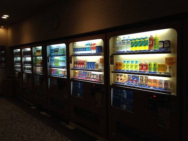 Japan Vending Machine - Free photo on Pixabay (761122)