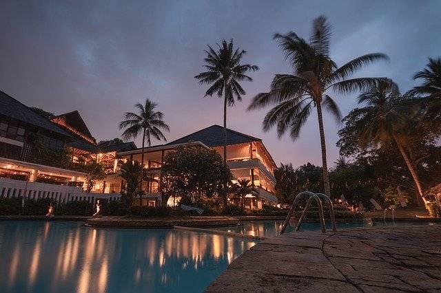 Hotel Travel Palm - Free photo on Pixabay (761178)