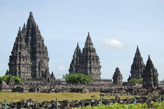 Temple Candi Prambanan Rara - Free photo on Pixabay (761280)