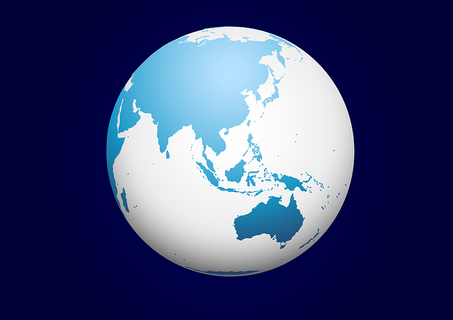 Earth Blue Planet Globe - Free vector graphic on Pixabay (761284)