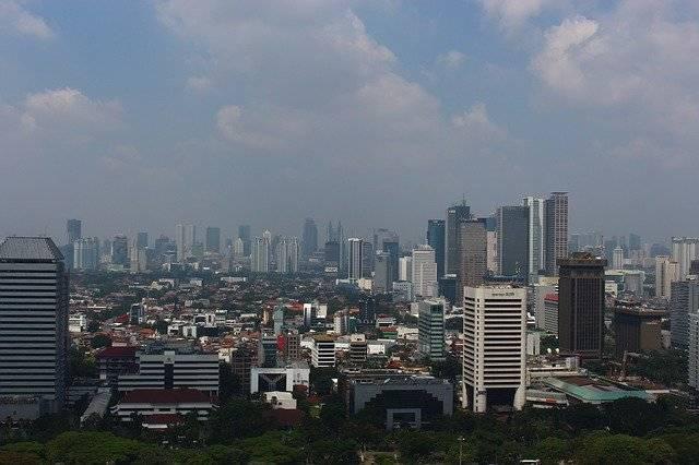 Jakarta Smog Architecture - Free photo on Pixabay (761285)