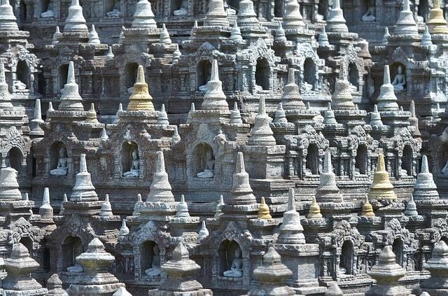 Miniature Temple Minimundus - Free photo on Pixabay (761307)