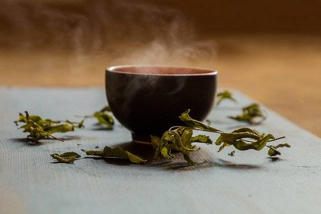 Tee Teacup Green Tea - Free photo on Pixabay (761322)