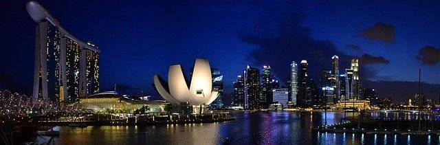 City Singapore Marina Bay Sands - Free photo on Pixabay (761340)