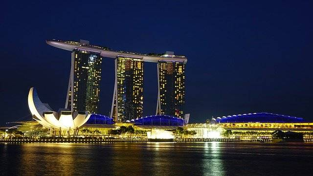 Singapore Marina Bay Sands - Free photo on Pixabay (761355)