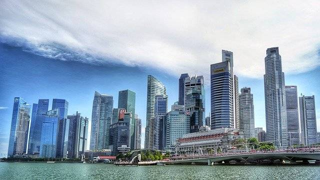 Singapore River Skyline - Free photo on Pixabay (761358)