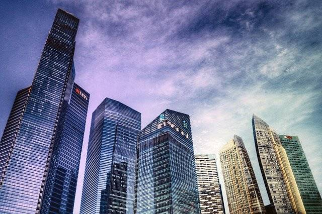 Singapore Hdr Marina Bay Financial - Free photo on Pixabay (761359)