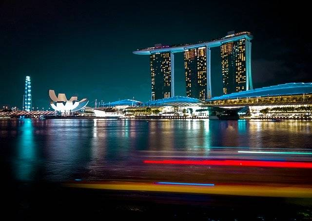 Singapore River Skyline - Free photo on Pixabay (761363)