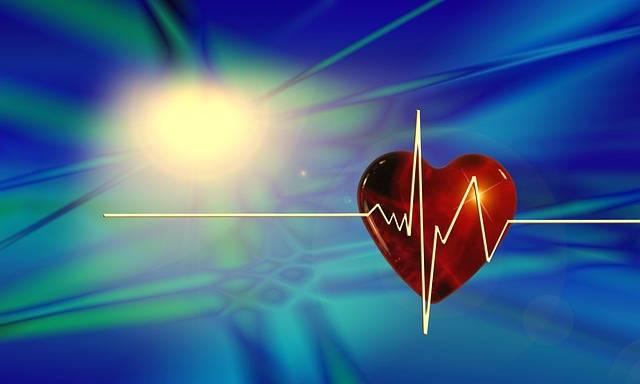 Heart Curve Health - Free image on Pixabay (761388)