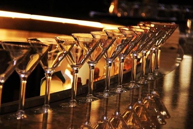 Martini Glass Wine Bar - Free photo on Pixabay (761424)