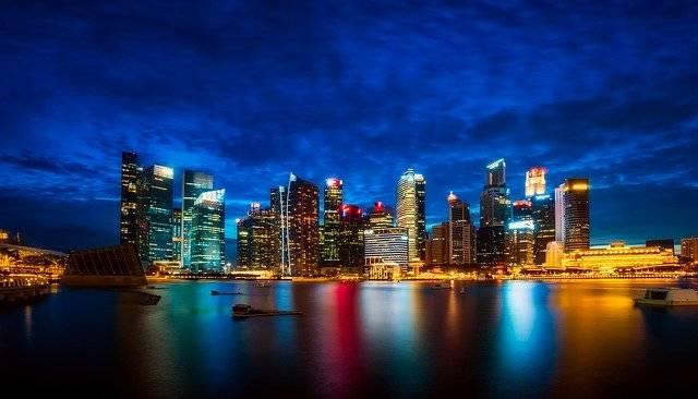 Singapore City Urban - Free photo on Pixabay (761426)