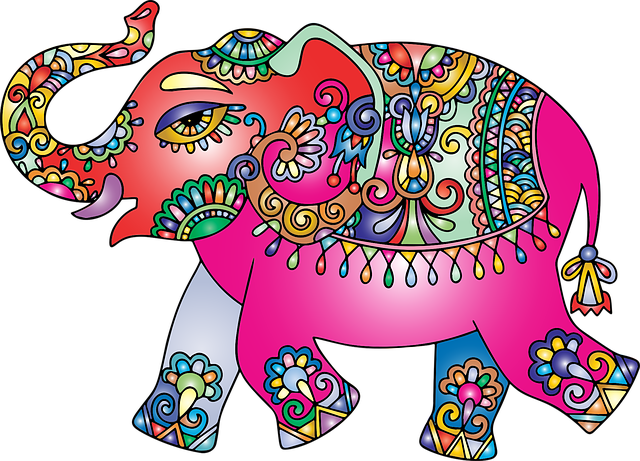 Elephant Pachyderm Animal - Free vector graphic on Pixabay (761500)