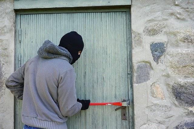 Thief Burglary Break Into - Free photo on Pixabay (761564)