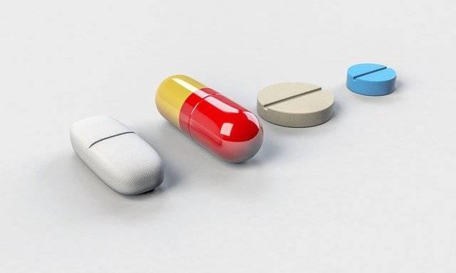 Pill Capsule Medicine - Free image on Pixabay (761567)