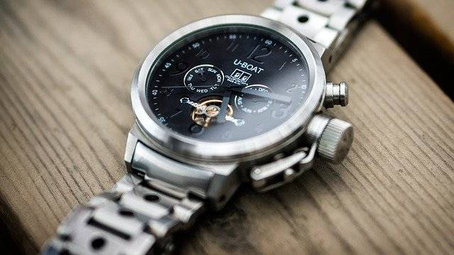 Watch Time Clock - Free photo on Pixabay (761568)