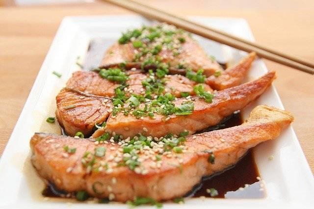 Food Salmon Teriyaki - Free photo on Pixabay (761619)