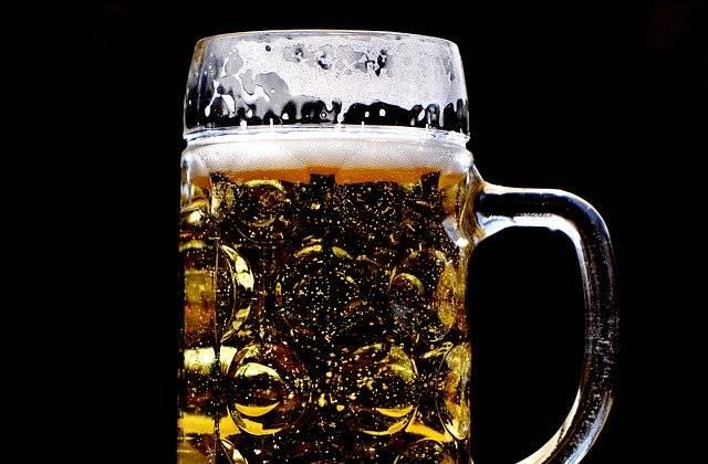 Beer Garden Thirst Glass - Free photo on Pixabay (762403)