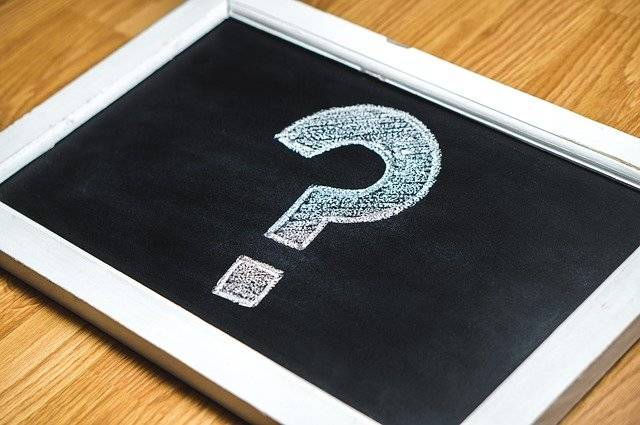 Question Mark Hand Drawn Solution - Free photo on Pixabay (762405)