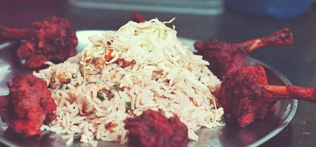 Food Chicken Rice - Free photo on Pixabay (762411)