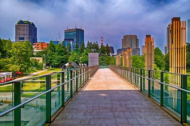 Tokyo Japan High Rise Building - Free photo on Pixabay (762420)