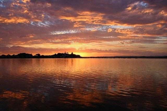 Lake Macquarie Sunset Water - Free photo on Pixabay (762422)