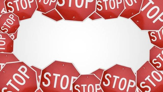 Stop Sign Traffic - Free photo on Pixabay (762728)