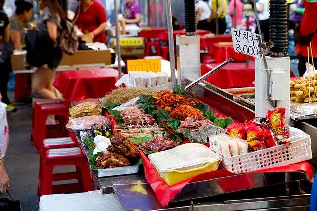 Namdaemun Market Seoul Korea - Free photo on Pixabay (762806)