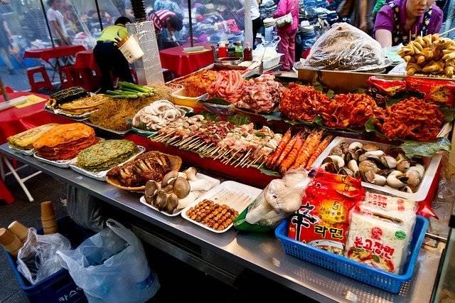Namdaemun Market Seoul Korea - Free photo on Pixabay (762976)