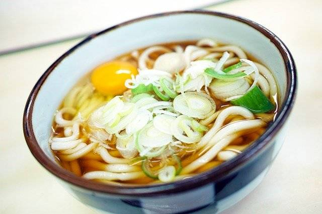 Japanese Food Japan Udon - Free photo on Pixabay (762986)