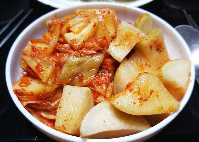 Kimchi Food Republic Of Korea Side - Free photo on Pixabay (763012)