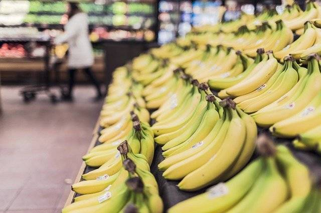 Bananas Fruits Food Grocery - Free photo on Pixabay (763070)