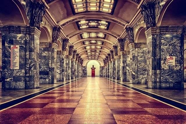 Railway Station Metro St - Free photo on Pixabay (763086)