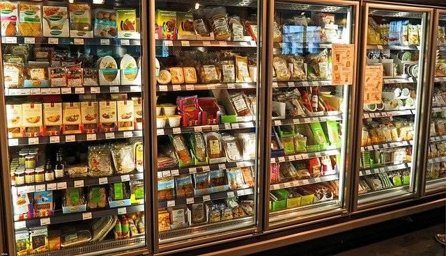 Supermarket Fridge Produce - Free photo on Pixabay (763090)
