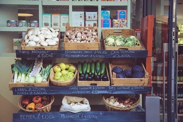Business Food Fresh Vegetables - Free photo on Pixabay (763094)